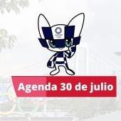 Agenda Juegos Olímpicos: pruebas, partidos y participación de España este viernes