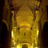 Interior del convento, una vez rehabilitado
