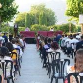 Graduación del estudiantado de la Escuela Politécnica Superior de Orihuela de la UMH