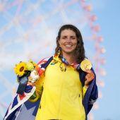 El vistazo: La olímpica, Jessica Fox, conquista el bronce arreglando su kayak con un preservativo