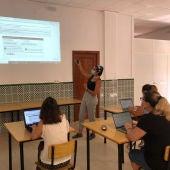 El Comedor Santo Domingo pone en marcha un taller de inserción digital