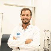 Doctor Hugo Blasco, especialista en retina del Grupo Policlínica