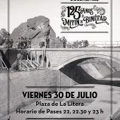 125 aniversario del Canal de Aragón y Cataluña