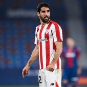 El jugador del Athletic, Raúl García.