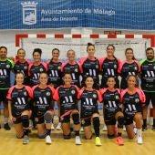 El Costa del Sol Málaga de balonmano femenino