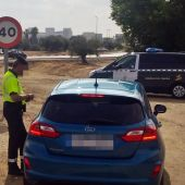 Investigado un vecino de Oliva de Mérida por conducir con una tasa de alcohol que sextuplicaba la permitida