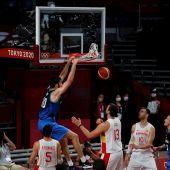 La selección española de baloncesto pierde ante Eslovenia y jugará cuartos con EEUU, Francia o Australia