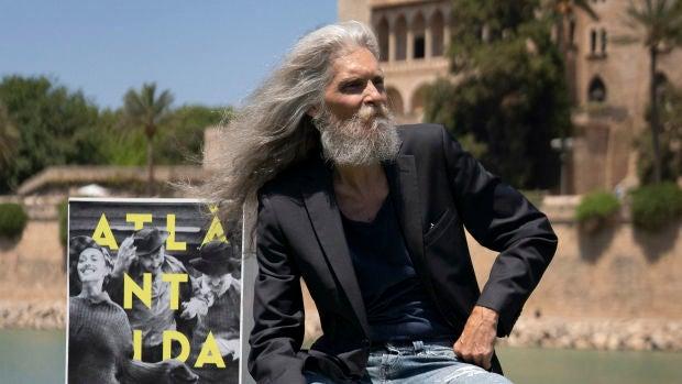 El actor Björn Andresen, en el photocall del Atlàntida Mallorca Film Fest, para presentar 'El chico más bello del mundo'