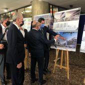 Presentación Tercer Hospital de Málaga