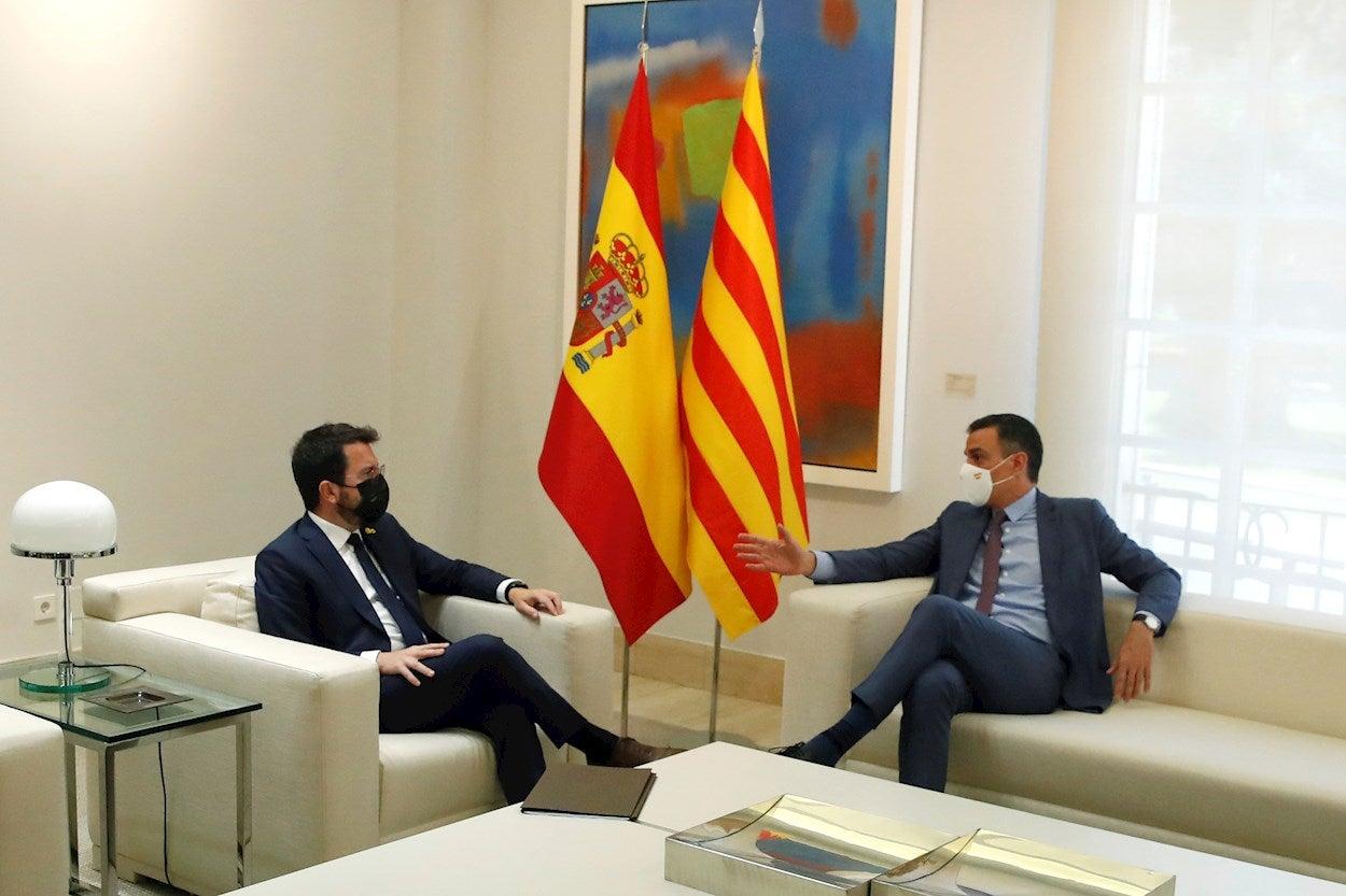 Tertulia: ¿Cumplirá el Gobierno con la petición del traspaso de competencias de la Generalitat de Cataluña?