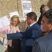 Inauguración tanque tormentas Los Alcázares