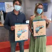 De España y Quintanilla presentando los premios Jovempa