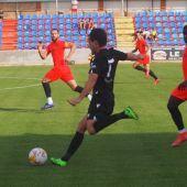 El CD Castellón da la cara ante un ex primera como el Huesca (1-0)