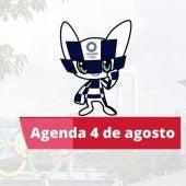 Agenda Juegos Olímpicos: pruebas, partidos y participación de España este miércoles 4 de agosto