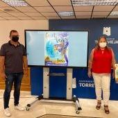 Presentación carnaval de verano de Torrevieja que se celebrará los dias 15 y 16 agosto
