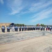 La Base Aérea de Albacete ya cuenta con un nuevo inquilino como coronel