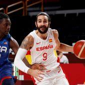 España - Estados Unidos baloncesto: resultado y resumen del partido de cuartos en los JJOO
