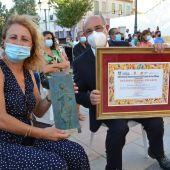 """El ayuntamiento de Rojales recibe el premio """"Esteban Bernal Velasco"""" del Festival Internacional del Cante de las Minas de la Unión"""