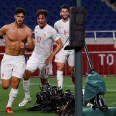 España luchará ante Brasil por el oro gracias a un gol de Asensio