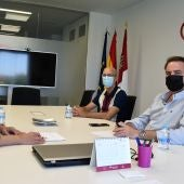 El Ayuntamiento y la Cámara de Comercio estrechan su colaboración para apoyar al tejido empresarial