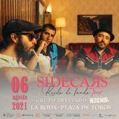 SIDECARS y FESTIVAL XTRAFRESH actuarán este fin de semana en La Roda