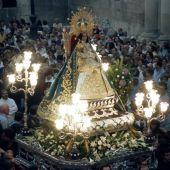 La virgen del Remedio, patrona de Alicante
