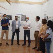 """Paredes acoge la exposición """"Prensa escrita en papel de Castilla y León en tiempos de la COVID-19"""""""