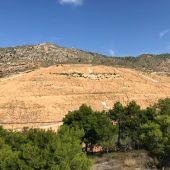 Concluye el sellado definitivo del vertedero de residuos sólidos urbanos de La Murada-Abanilla