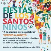 Cartel fiestas de los Santos Niños de Alcalá de Henares