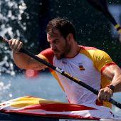 Saúl Craviotto, piragüista español