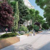 Cort adjudica por 1,8 millones las obras del eje verde de Nuredduna