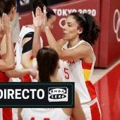 España - Francia, en directo: Baloncesto femenino, cuartos de Juegos Olímpicos
