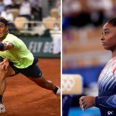 Rafa Nadal opina sobre la retirada de Biles y la salud mental en el deporte de élite