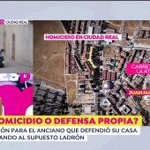 Asesinato en Ciudad Real