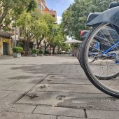 Carrer Blanquerna, calle peatonal situada en el centro de Palma