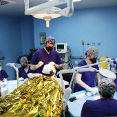 Microcirugía capilar FUE