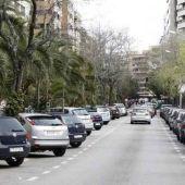 Cortes de calles en Cáceres