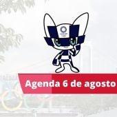 Agenda Juegos Olímpicos: pruebas, partidos y participación de España este viernes 6 de agosto