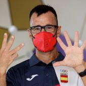 Chuso García Bragado, el atleta español con más participaciones en los Juegos Olímpicos
