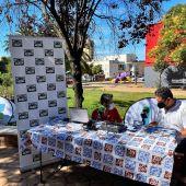 Programa especial Más de Uno Badajoz con las actividades de Vive el Verano desde el parque de San Fernando