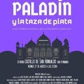 Cartel del evento que se celebrará en el Castillo de San Romualdo, en San Fernando