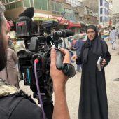 Clarissa Ward, la corresponsal en Afganistán que se juega la vida ante los talibanes