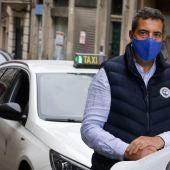 Taxistas de Santiago