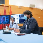 López Miras pide para el Mar Menor la declaración de zona catastrófica