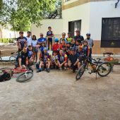 Ruta familiar en bicicleta por Miguel Esteban