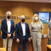 """""""Es el momento Huesca"""", nueva campaña para reactivar el sector turístico, a través de las agencias de viaje"""