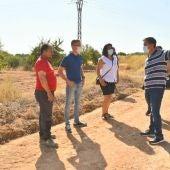 La Diputación de Albacete ha arreglado 30km de caminos rurales municipales en Cenizate