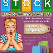 Feria del Stock de Infantes