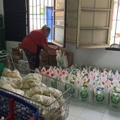 Con este segundo contrato extraordinario de emergencia ya se han entregado más de 23.000 lotes de alimentos.