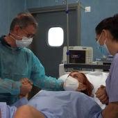 El Hospital Universitario de Torrevieja abre sus paritorios de forma virtual para las futuras mamás
